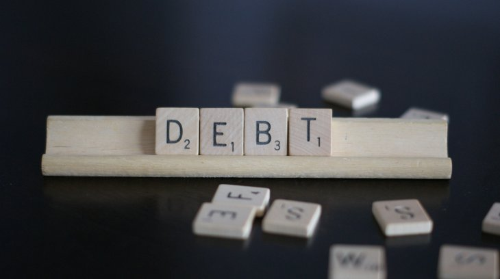 Picture of debt